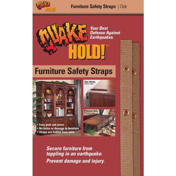 QuakeHOLD! Furniture Strap