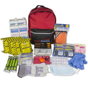 4 Person Emergency Kit (3 Day Backpack)