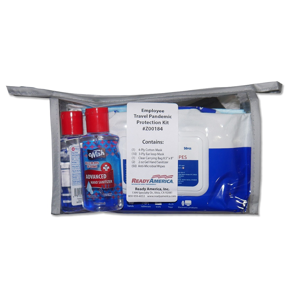 Employee Travel Pandemic Kit