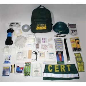 CERT Deluxe Backpack
