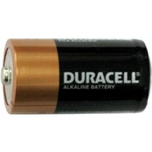 Duracell Batteries, D Cell