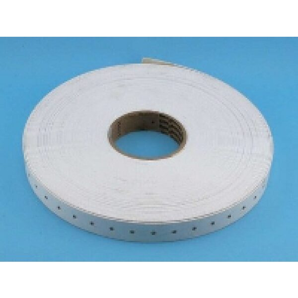 "Locking Strap w/Holes - 1"" x 100 FT Roll (for T-6 buckles)"