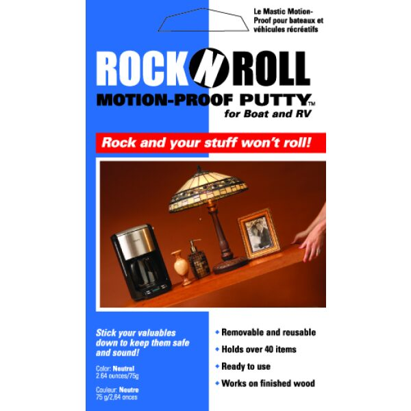 Rock N Roll Motion-Proof Putty