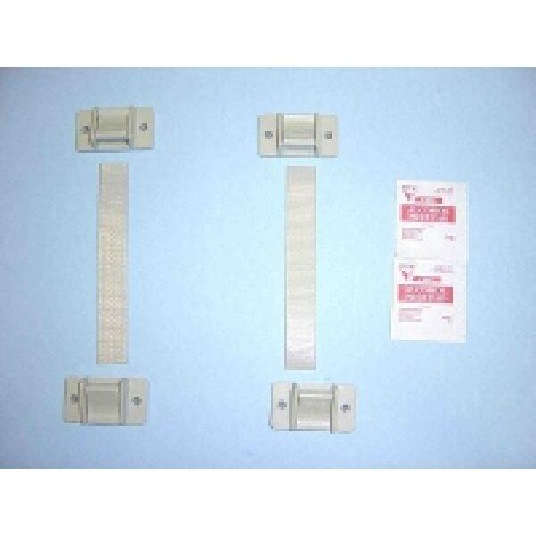 Standard Kit, 100lbs (4 buckles, 2 straps)