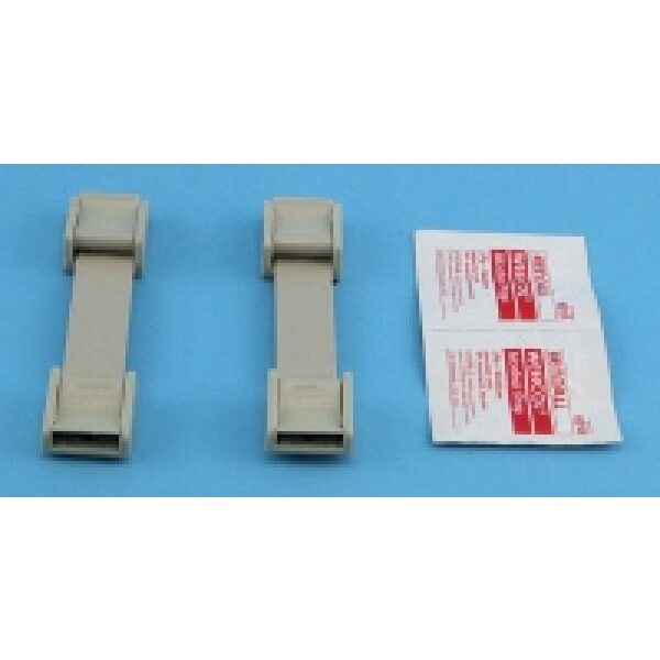 Standard Kit, 50lbs (4 buckles, 2 straps)