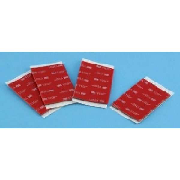 (4) Adhesive Replacement pads for T-6