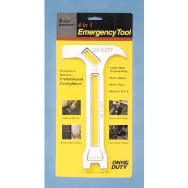 4 in 1 Tool (Gas & Water)