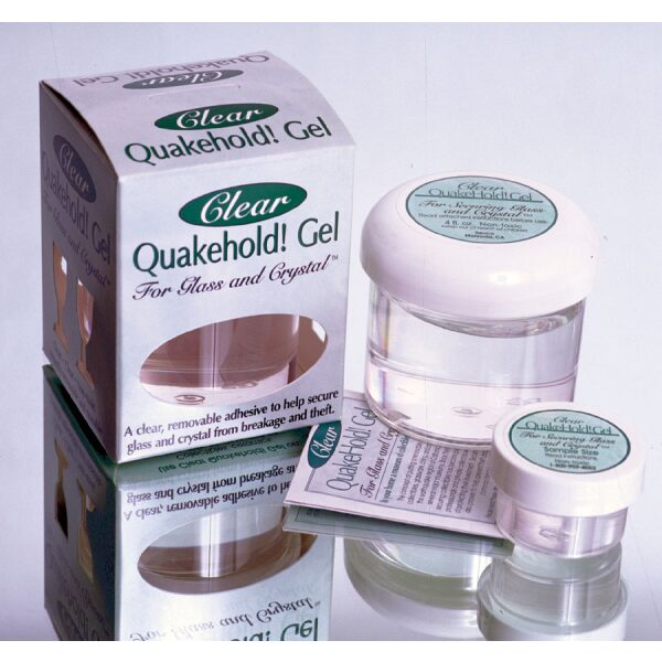 Clear QuakeHold!  Gel 4oz